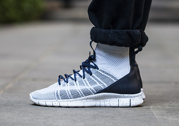 nike free flyknit mercurial sp superfly cleats