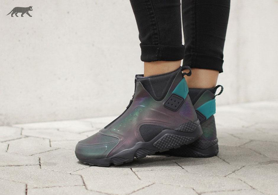 Nike Huarache Run Mid - SneakerNews