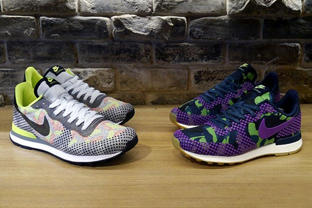 huge discount 43376 8b698 The Nike Internationalist Cant Decide Between Camo and Polka-Dots -  SneakerNews.com