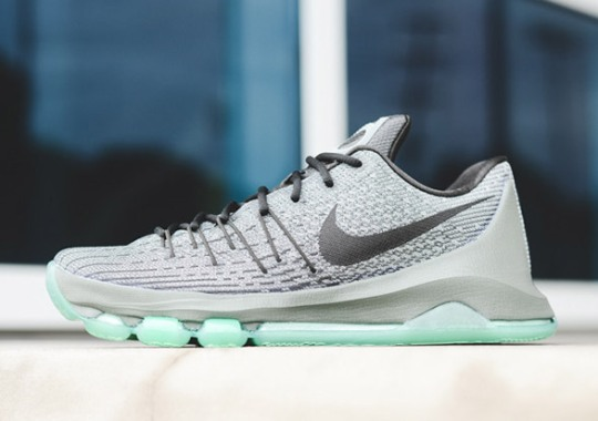 save off 35fc6 e25c5 Kevin Durant and Nike Return To Hunt s Hill For Latest Nike KD 8 Colorway