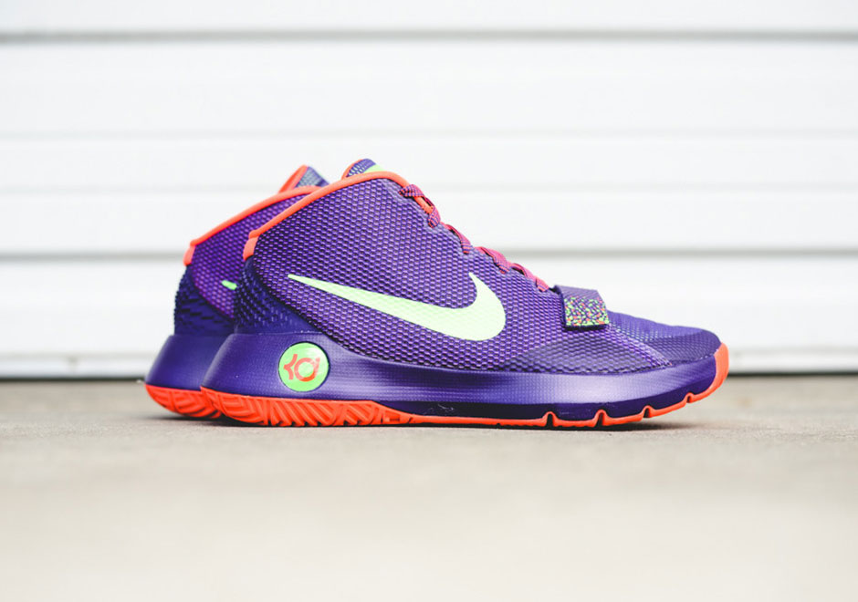 timeless design c7b2f 12dcc Nerf is Finally Back on a Nike KD Sneaker - SneakerNews.com