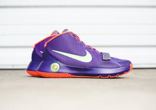 Nerf is Finally Back on a Nike KD Sneaker