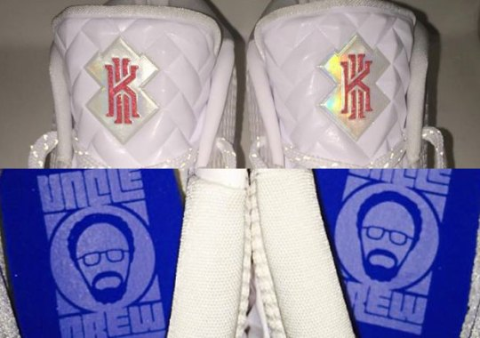 Uncle Drew's Nike Kyrie 1 PEs Are Insanely Limited