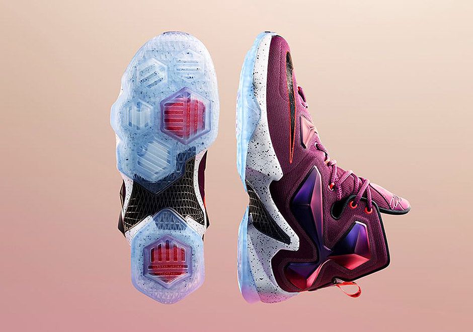 24207a99c53 Official Images Of The Nike LeBron XIII
