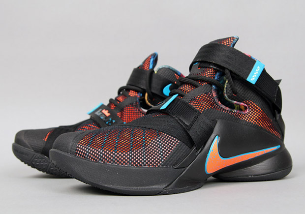 info for 0ba17 4cb99 This Is The Wildest Pair Of The Nike LeBron Soldier 9 We ve Seen ...