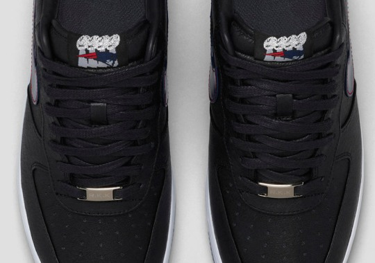 You'll Be Deflated If You Miss Out On These Patriots Air Force 1s