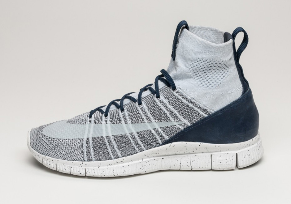 New Colorways Of The Nike Free Flyknit Mercurial Superfly ... 91e17eccc6f5