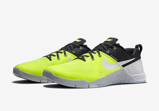 e16139f2af3 The Nike Metcon 1 Continues To Compete Despite Being Banned From CrossFit  Events