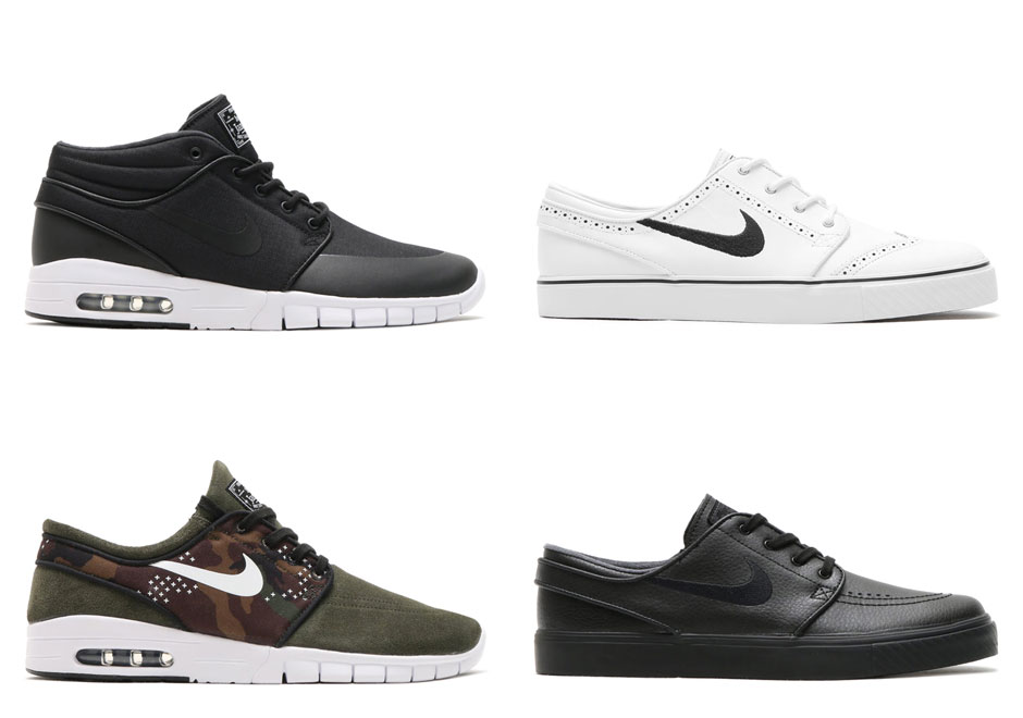 suspender Residencia Rocío  A Baker's Dozen Of New Nike Janoskis Heading Your Way This Holiday -  SneakerNews.com