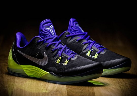 """Chaos"" Makes Its Way Back To Another Nike Kobe Basketball Shoe"