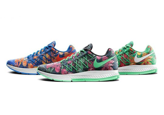 "Nike Running's ""Photosynthesis"" Graphic Is In Full Bloom on NIKEiD"