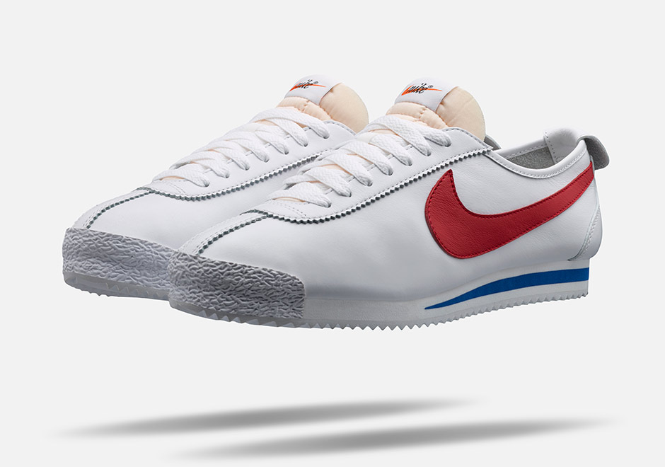 "Nike Brings Back The Original Cortez, But Don't Call It The ""Forrest Gump""  Shoes"