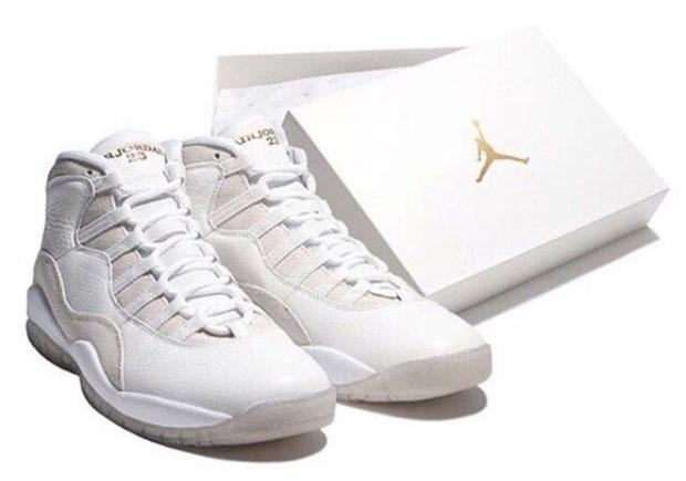 Air Jordan 10 Ovo Application Footlocker