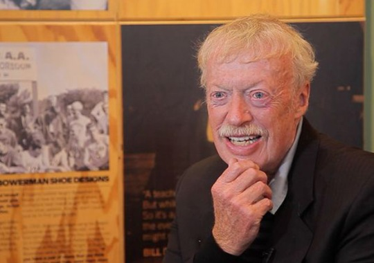 Phil Knight Speaks Out About Sonny Vaccaro, Under Armour, And His Favorite Nike Commercial