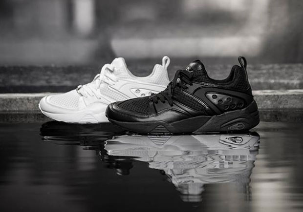 """Opposites Attract On Puma's New Blaze Of Glory """"Yin Yang"""" Pack"""