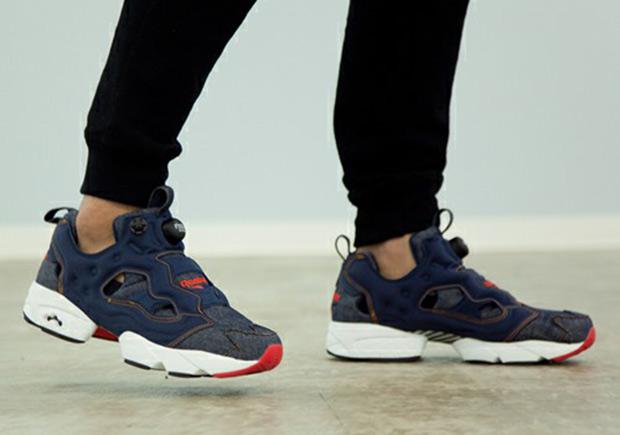 A Japanese Store Gives Reebok\u0027s Most Popular Shoe A Familiar