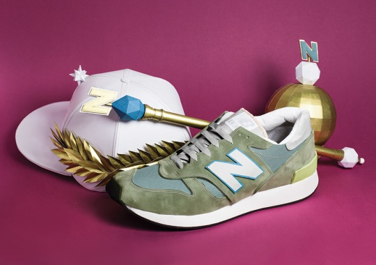 Sneaker News Volume Two Extended: The New Balance 1300 Enters Our Sneaker Hall Of Fame