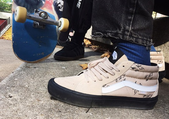 Supreme Is Dropping Another Vans Collaboration Tomorrow
