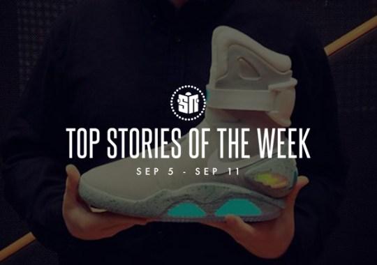 Top Stories Of The Week: 9/5 – 9/11