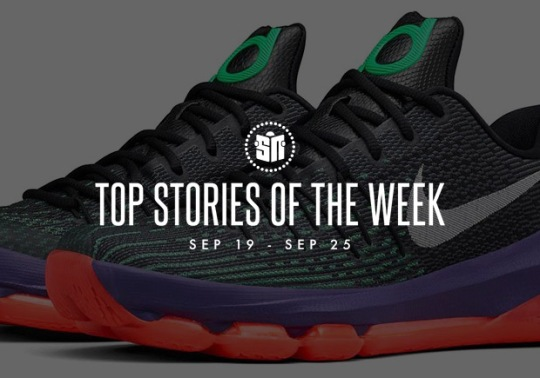 Top Stories Of The Week: 9/19 – 9/25