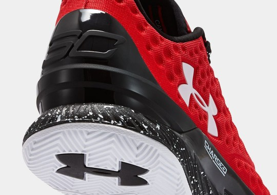 Under Armour Just Dropped Some Curry One Lows In Quickstrike Fashion
