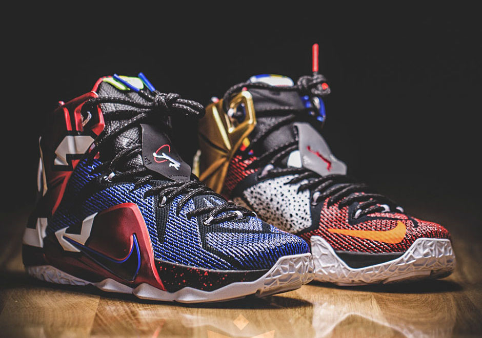 "los angeles 4720e ac146 The ""What The"" LeBron 12 Has A Confirmed Release Date"