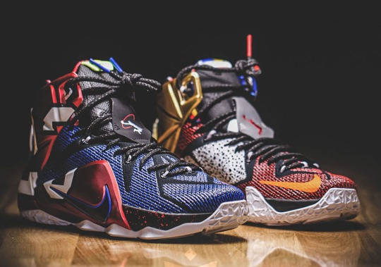 "The ""What The"" LeBron 12 Has A Confirmed Release Date"