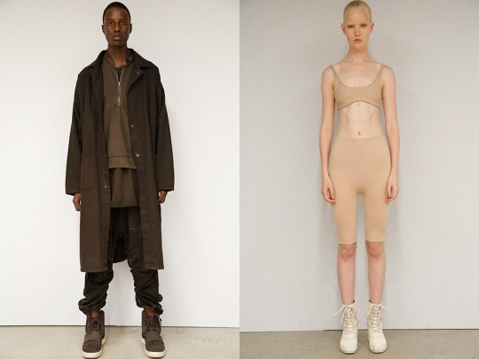 Kanye West Unveils Official Images Of Yeezy Season 2 From NYFW