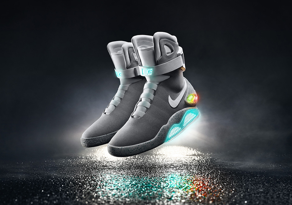 Nike Air Max Retour Vers Le Futur 2015 Communiqués