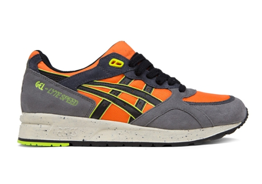 Neon Hits and a Speckled Sole on the Latest ASICS GEL-Lyte Speed