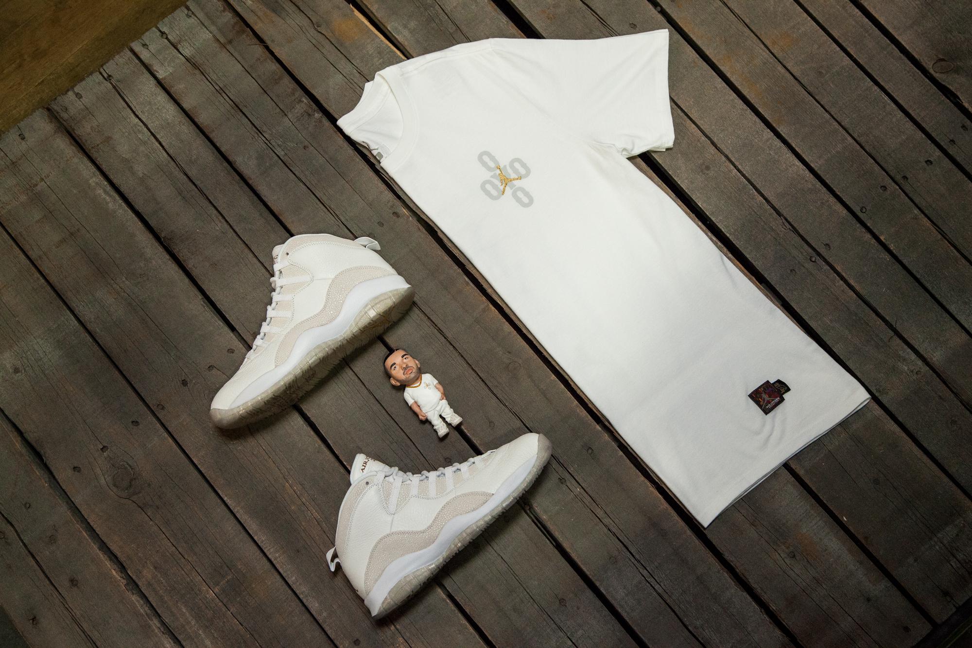 6289c7d0a92531 OVO x Air Jordan 10 T-Shirt and Restock at BAIT