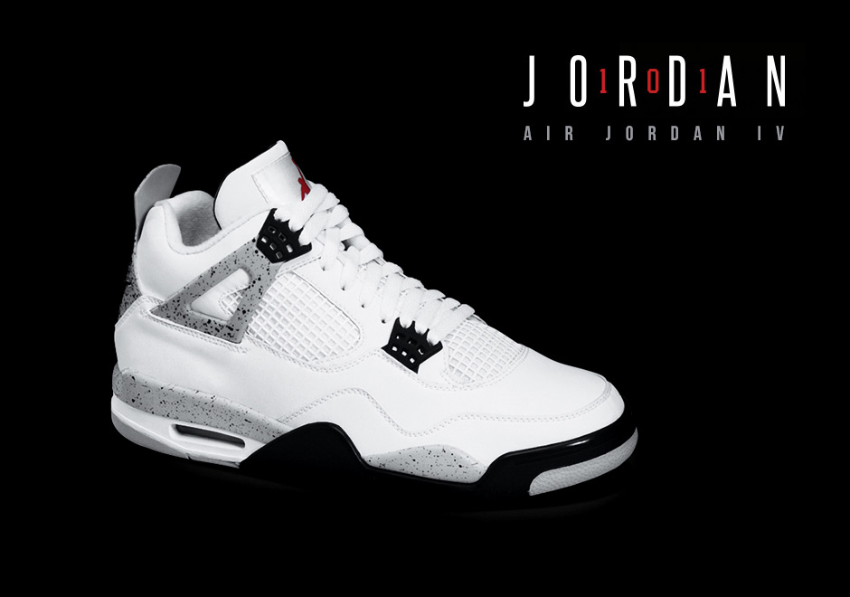 24bd172edfe01a Air Jordan 4 - Complete History and Guide