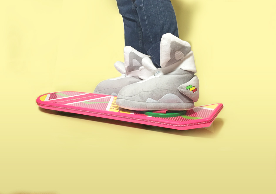 65af9a5908c11 Get Cozy With Nike Mag Replica House Slippers Sneakernews