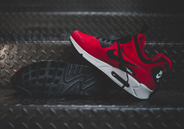 nike air max 90 mid winter rood