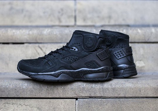 Nike ACG's All-Black Mowabb Retro Is The Perfect Fall Go-To