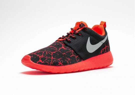 The Nike Roshe Run Gets Its Hottest Look Ever