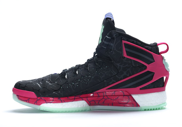 3d4e48b5c5cc Is The Halloween-Themed adidas D Rose 6 Inspired By The Walking Dead ...