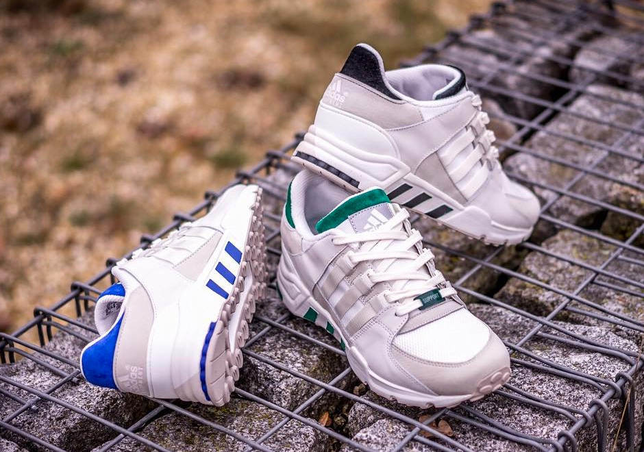 "adidas EQT Support 93 ""White Pack"""