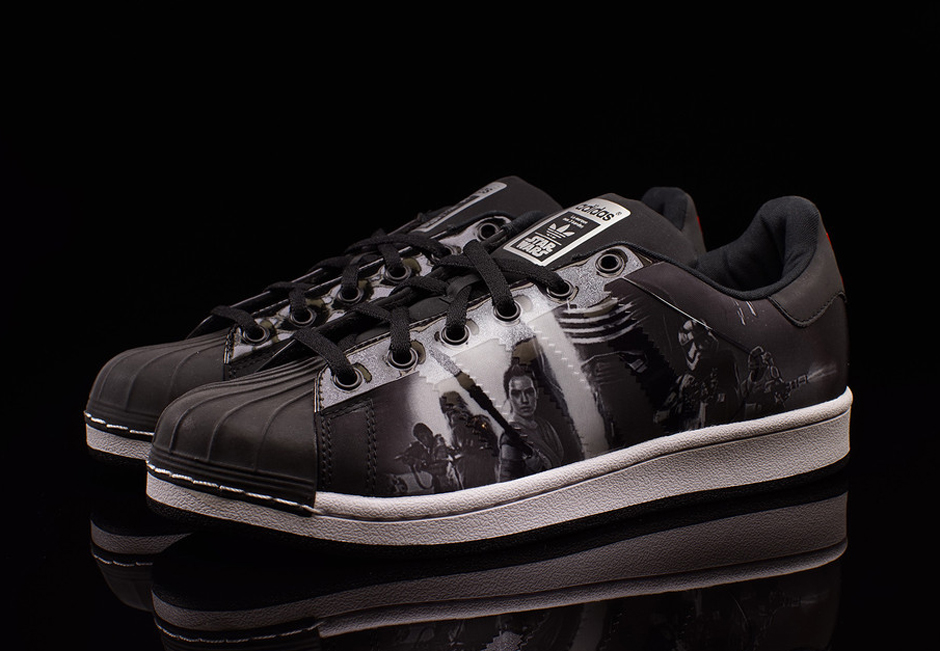 adidas Gears Up For Star Wars  The Force Awakens With Incredible ... 10b3893b0