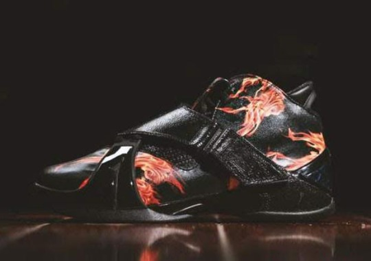 These adidas Tracy McGrady Retros Are Literally Fire