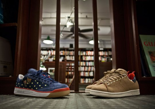 Extra Butter's Homage To Wes Anderson Concludes With The adidas Stan Smith And Rod Laver