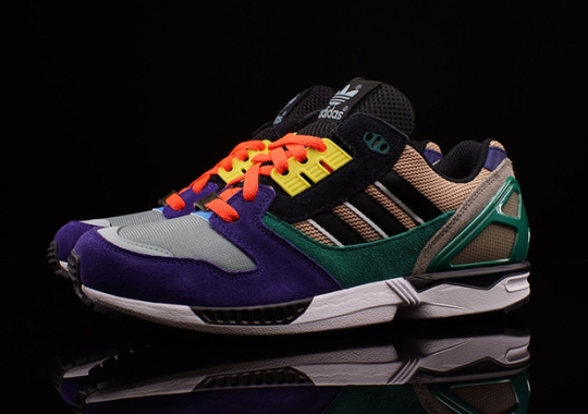 0299a29f2a61 This adidas ZX 8000 Laughs at the Tonal Sneaker Trend