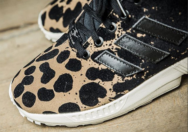 online store 8c624 a1666 After a stellar introduction to the sneaker world, adidas is starting to  reinvent the ZX Flux in more ways than one. No, it s not a sneakerboot this  time, ...