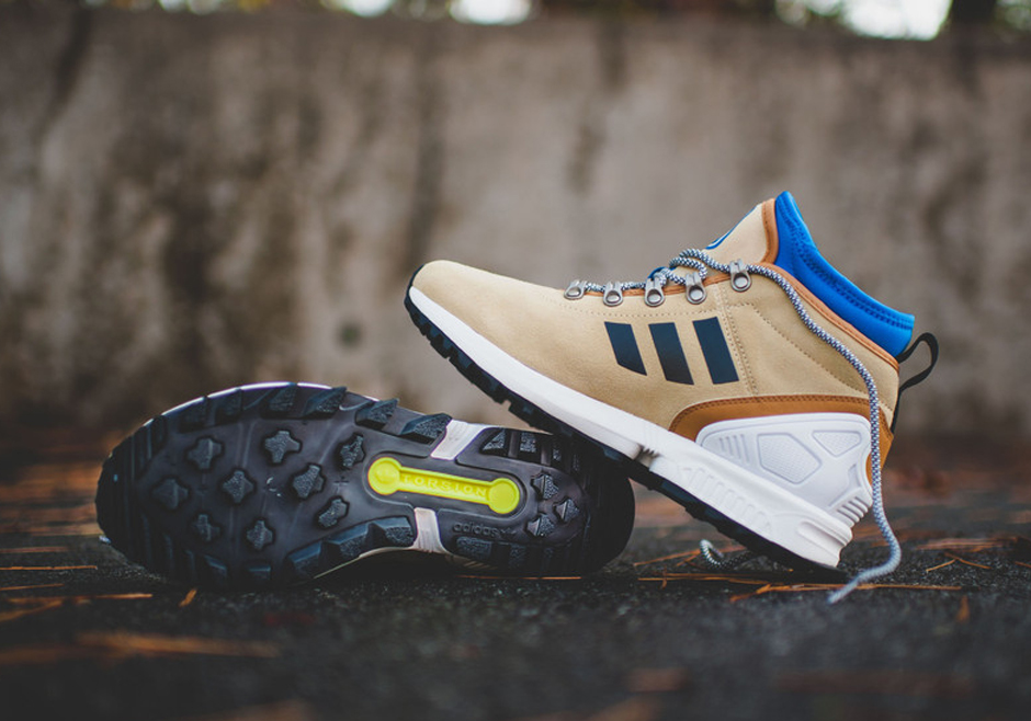 09f9c769cd47 The adidas ZX Flux Is Ready For Winter - SneakerNews.com