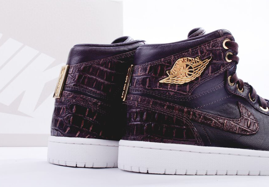 quality design f3c9b 70d6c Air Jordan 1 Pinnacle