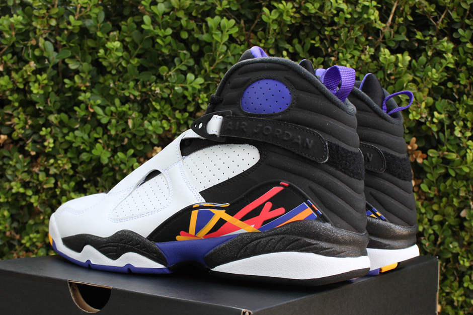 8390f946660746 ... australia air jordan 8 three peat release info pricing sneakernews  54448 c1a4a