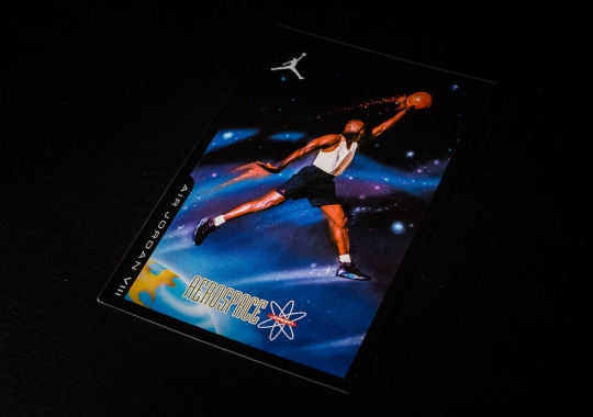 Retro Cards Are Back With The Air Jordan 8 Retro