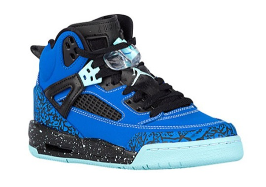 "Jordan Spiz'ike ""Soar Blue"" For Kids"