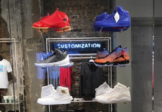 Just Don 2s, OVO 10s & More Releasing at Chicago's Jordan Station 23 Grand Opening