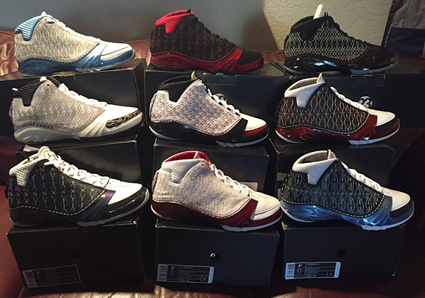 5adef30d66ff This Set Of Air Jordan XX3s Is Almost Complete